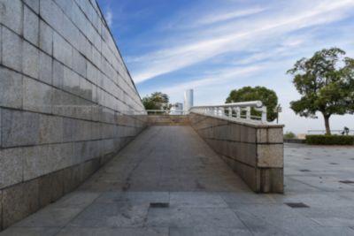 Stufenfreiheit ist ein zentrales Kriterium für einen barrierefreien Bahnhof