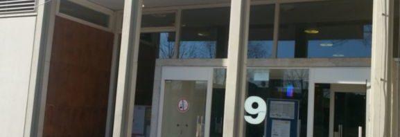 Gebäude Fakultät Informatik der Hochschule Reutlingen