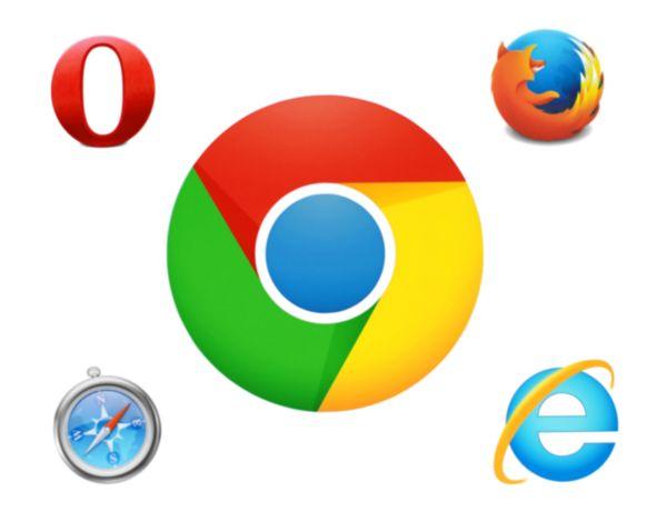 Alle Browser die wichtig sind auf einen Blick